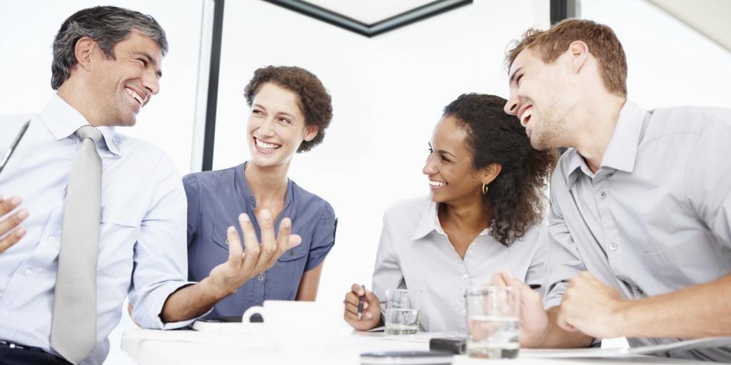 Межличностное общение в офисе