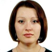 Марьяна Белокрылова
